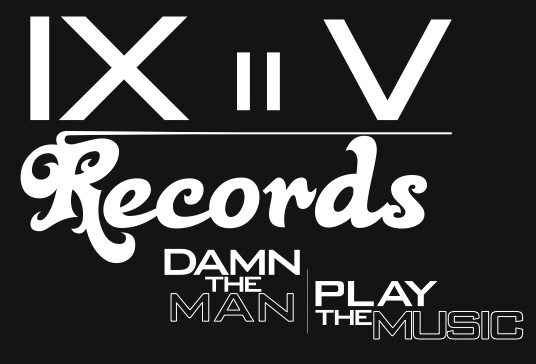 IXiiV Records Logo
