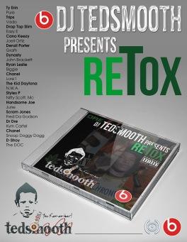 Retox Tracklisting | IXiiV Artist Consulting